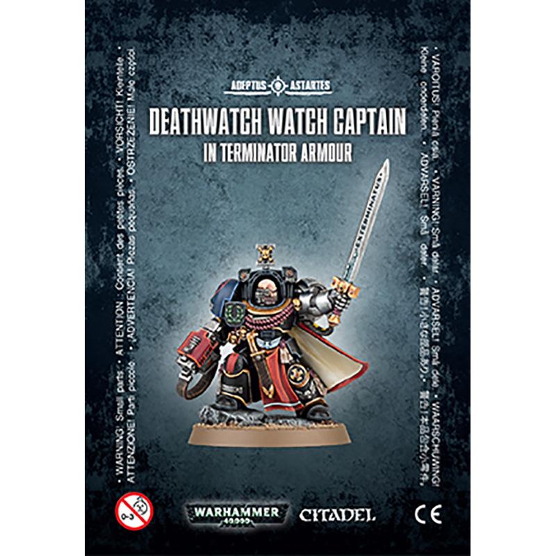 Deathwatch Watch Captain   Warhammer 40k   FANDOM powered ...