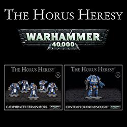 Horus Heresy Sets
