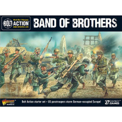 "Bolt Action 2 Starter Set ""Band of Brothers"""