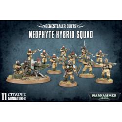 Genestealer Cults Neophyte Hybrid (Cadians) Squad