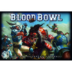 Blood Bowl – UK Only
