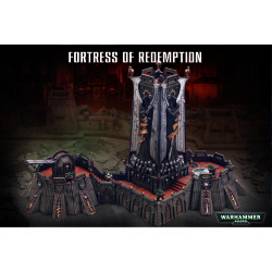 Fortress Of Redemption – UK Only