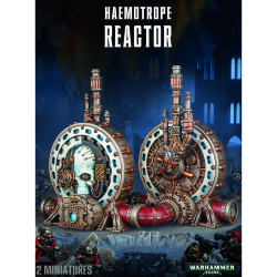 Warhammer 40000 Haemotrope Reactor – Out of stock at GW