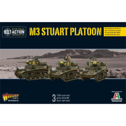 M3 Stuart Troop Platoon