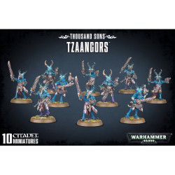 Thousand Sons Tzaangors – Last few available