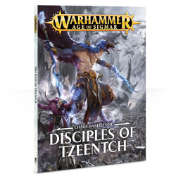 Battletome Disciples Of Tzeentch Hardback