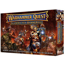 WH Quest Shadows Over Hammerhal – UK ONLY