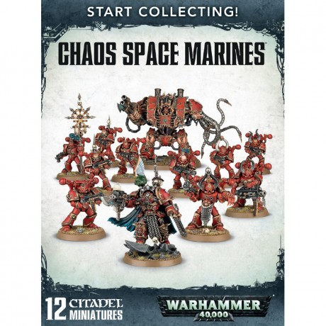 warhammer 40k start collecting kits