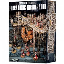 Sector Mechanicus Ferratonic Incinerator – Out of stock with GW
