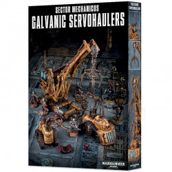 Sector Mechanicus Galvanic Servo-Haulers – Out of stock at GW