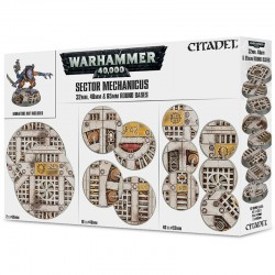 Sector Mechanicus Industrial Bases