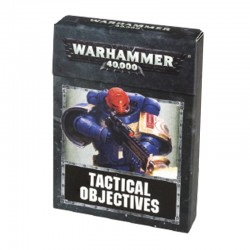 Wh40k Tactical Objective Cards
