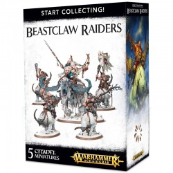 Start Collecting! Beastclaw Raiders