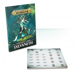 Warscroll Cards Sylvaneth