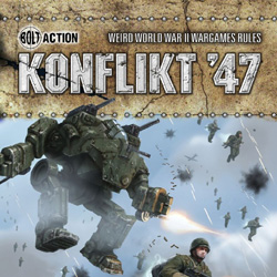 Konflikt 47 Rules And Accessories