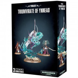 Ynnari Triumvirate Of Ynnead