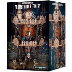 Warhammer 40000 Promethium Refinery