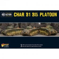Char B1 bis Platoon
