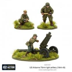 US Airborne 75mm Light Artillery (1944-45)