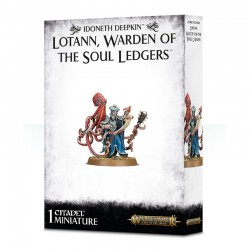 Lotann Warden Of The Soul Ledgers
