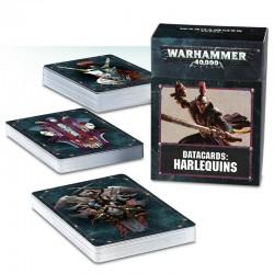 Datacards Harlequins