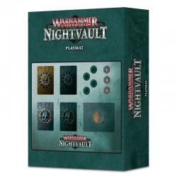 WH Underworlds Nightvault Playmat