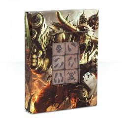 Warhammer 40000 Ork Dice