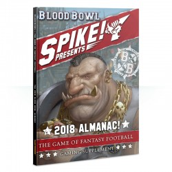Blood Bowl Spike! 2018 Almanac!