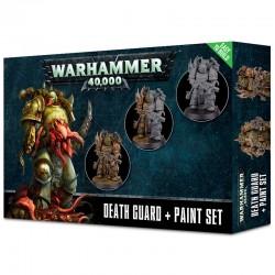Death Guard Paint Set+