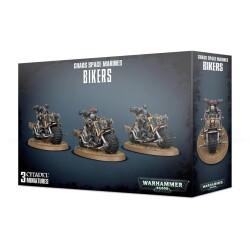 Chaos Space Marine Bikers