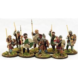 Anglo-Danish Ceorls (Warriors) SA04