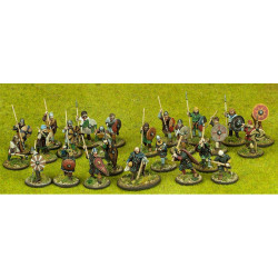 Anglo-Danish Warband (4 points) SSB02