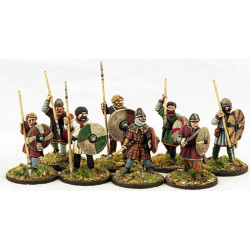 Anglo-Saxon Ceorls (Warriors) SX03