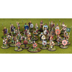 Anglo-Saxon Warband (4 points) SSB05