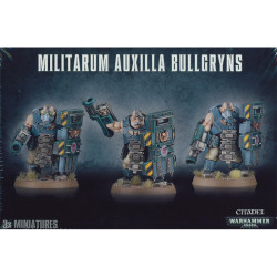 Militarum Auxilla Bullgryns / Ogryns