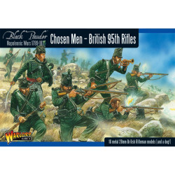 Chosen Men – Napoleonic British 95th Rifles