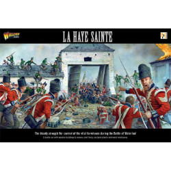 Le Haye Saint Battle Set