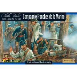 Compagnie Franches De La Marine