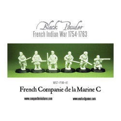 French Indian War – French Marines (6)