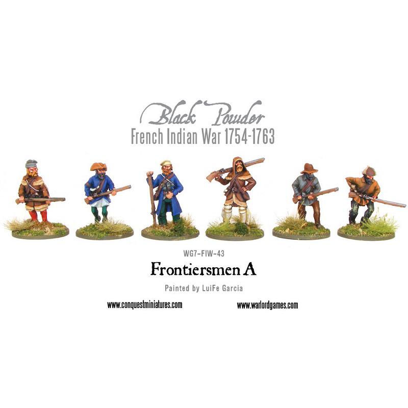 Frontiersmen - Triple Helix Wargames