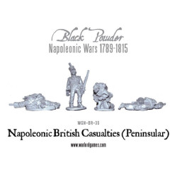 Napoleonic British Casualties (Peninsular)