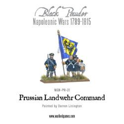 Prussian Landwehr Command