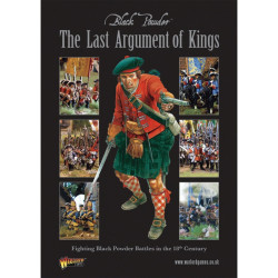 The Last Argument Of Kings Black Powder Supplement