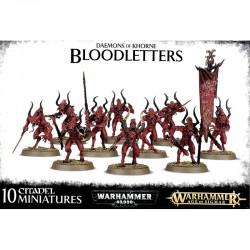 Daemons of Khorne Bloodletters of Khorne