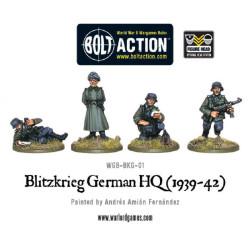 Blitzkrieg German HQ (1939-42)