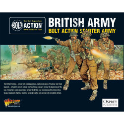 Bolt Action Starter Army – British Army
