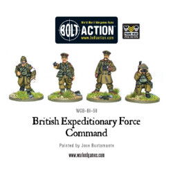 BEF British Command (Early War)