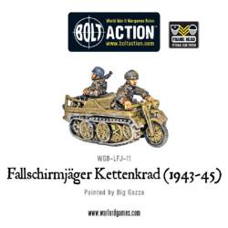 Fallschirmjager Kettenkrad