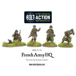French Army HQ