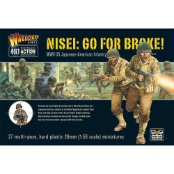 Go For Broke! Nissei Infantry